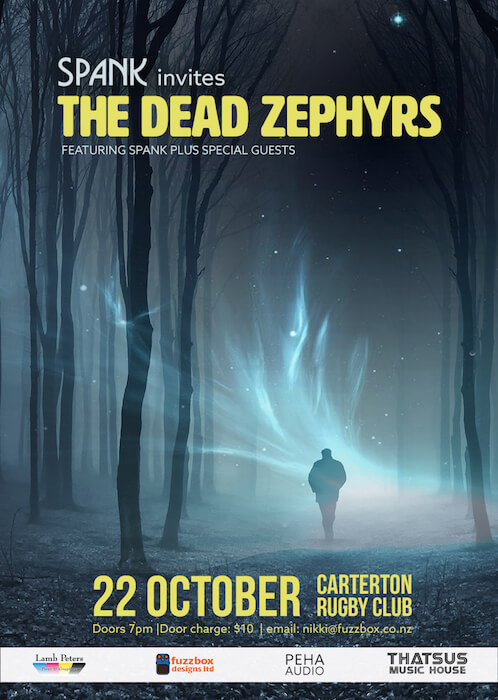 Spank invites The Dead Zephyrs