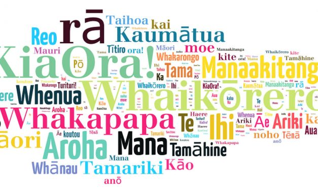 Te reo mauri ora: Shout out for Māori Language Week