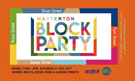 Beautiful Masterton Block Party: You're invited