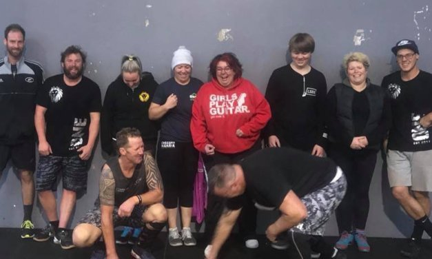 Fitness for Everyone at Crossfit Manaia