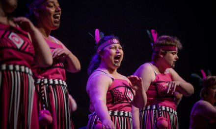 Wairarapa haka heroes impress at nationals